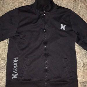 Hurley zip up jacket (small)
